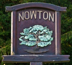 nowton-sign