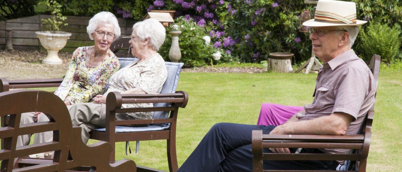 Nowton Court - Queens 90th Birthday celebrations