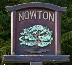 nowton-sign